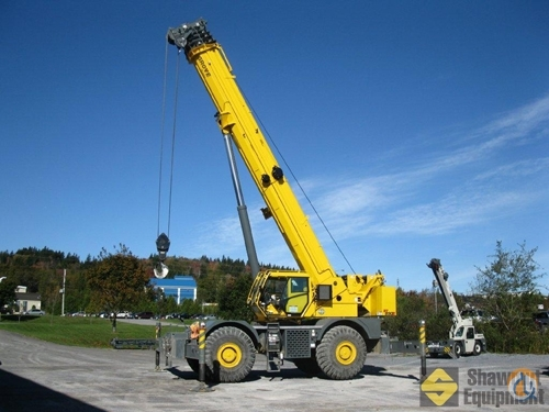 2012 Grove RT890E Crane for Sale in Manchester Connecticut on CraneNetwork.com