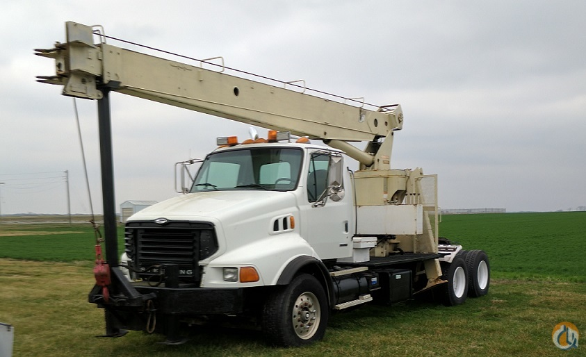 2000 National 656B Crane for Sale in Breese Illinois on CraneNetwork.com