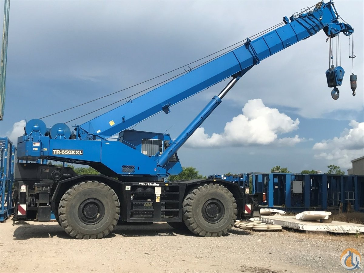 Tadano Crane for Sale in Columbus Mississippi on CraneNetworkcom