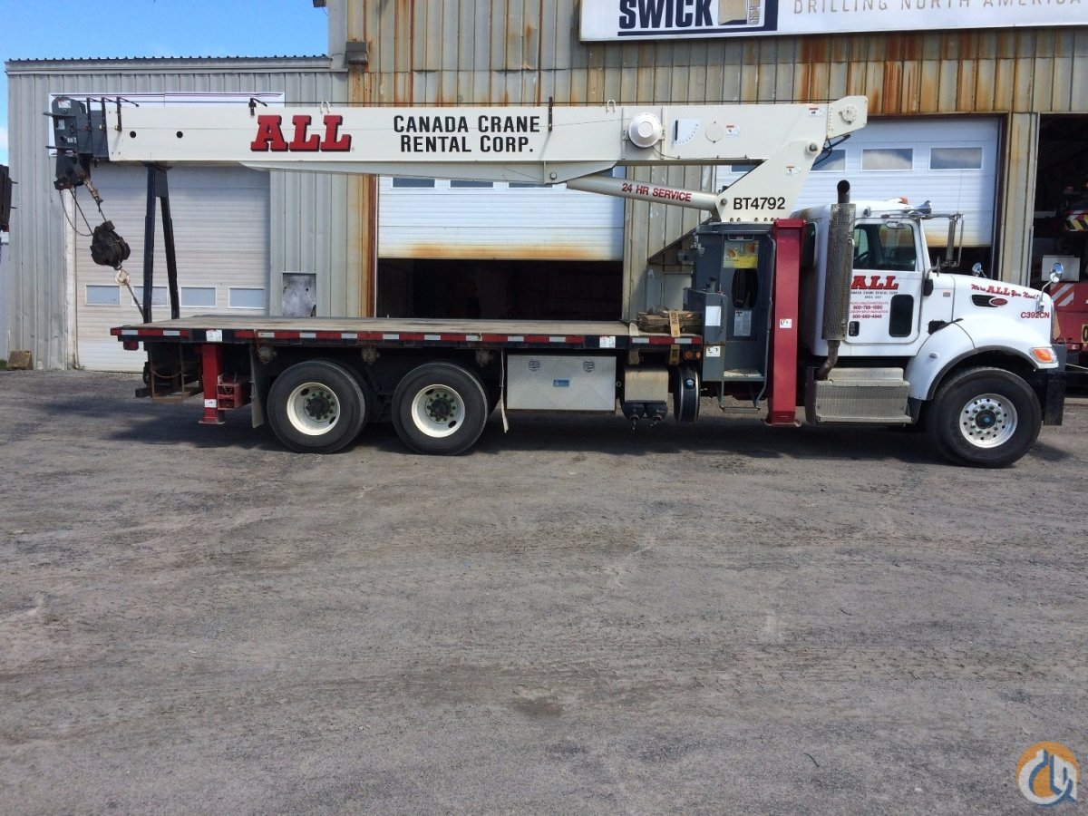 2014 TEREX BT4792 Crane for Sale in Sudbury Ontario on CraneNetwork.com