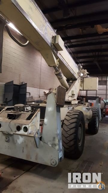 Sold 1999 Terex CD225 Rough Terrain Crane Crane for  in West Mifflin Pennsylvania on CraneNetwork.com