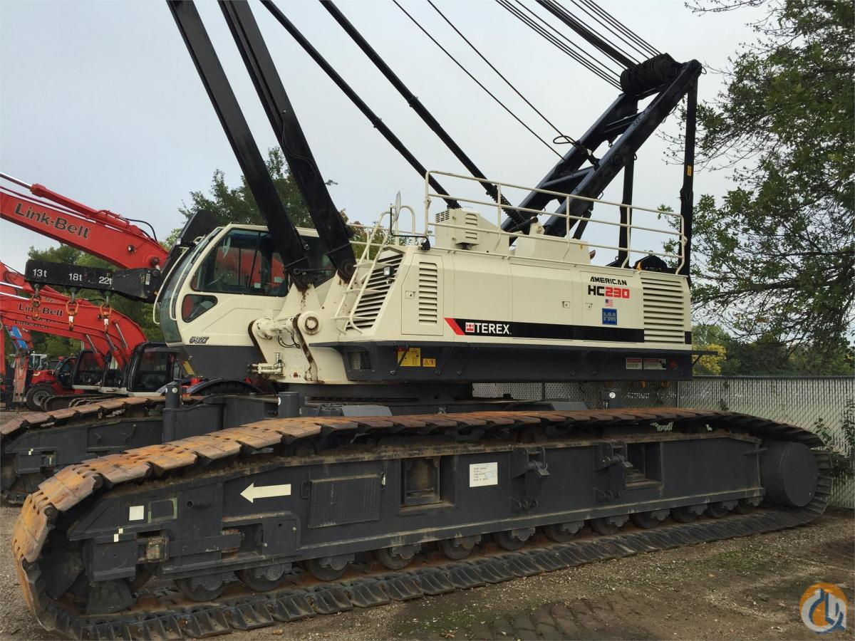 2014 AMERICAN HC230 Crane for Sale in Bloomington Minnesota on CraneNetworkcom