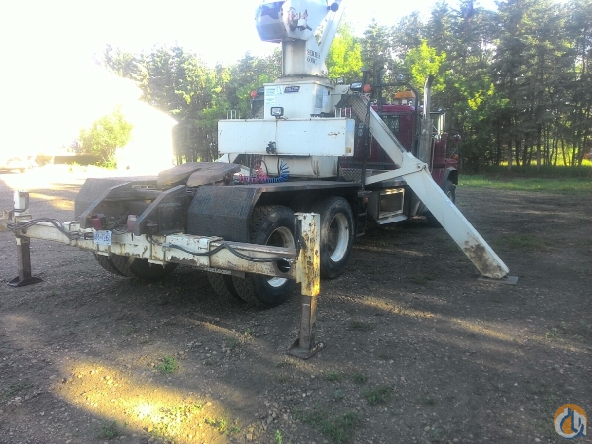 National 600C Crane for Sale in Edmonton Alberta on CraneNetwork.com