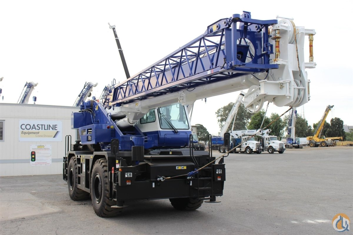 2018 TADANO GR350XL Crane for Sale or Rent in Santa Ana California on CraneNetwork.com