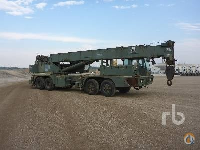 1978 GROVE 8435G Crane for Sale in Odessa Missouri on CraneNetwork.com