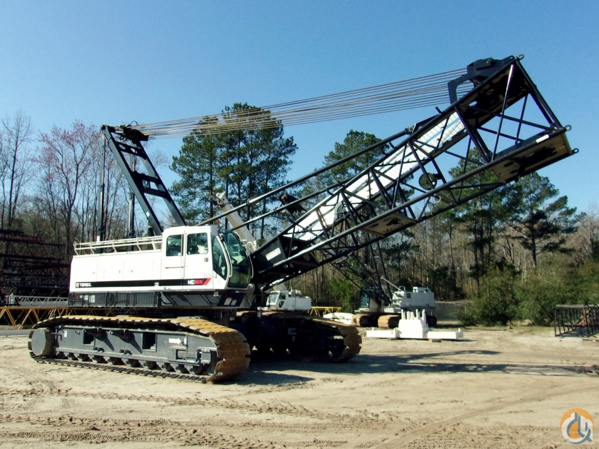 2016 TEREX HC-165 Crane for Sale in Broussard Louisiana on CraneNetwork.com