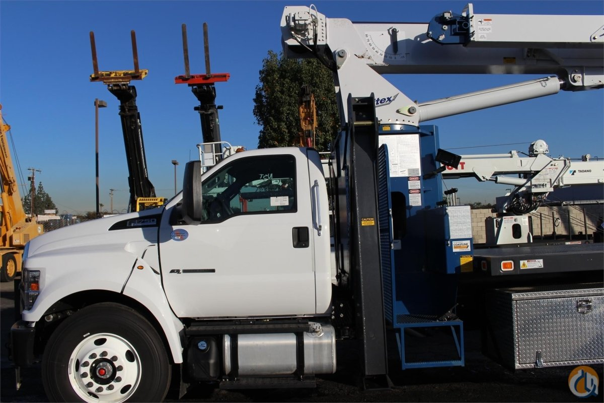 2017 MANITEX 1970C Crane for Sale or Rent in Santa Ana California on CraneNetwork.com