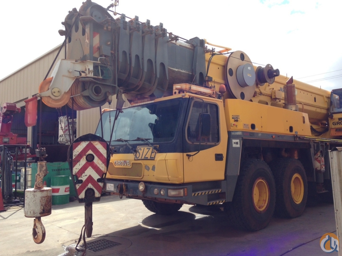 This is a great 220T crane offer from WATM Crane for Sale in Perth Western Australia on CraneNetwork.com