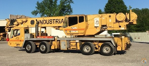Sold 1999 Grove TMS870 with Long Boom Package Reduced Crane for  in Memphis Tennessee on CraneNetwork.com