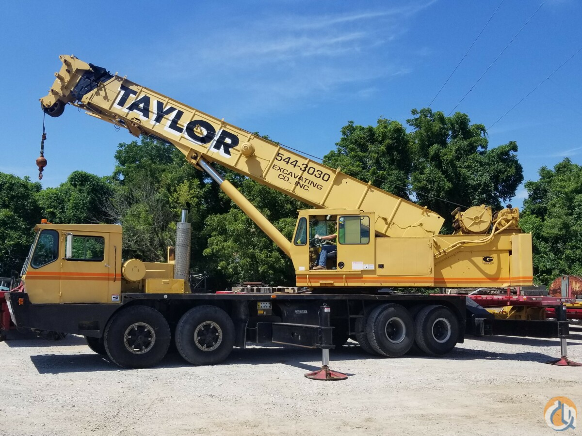 Grove TMS865 Truck Crane Crane for Sale in St. Louis Missouri on CraneNetwork.com