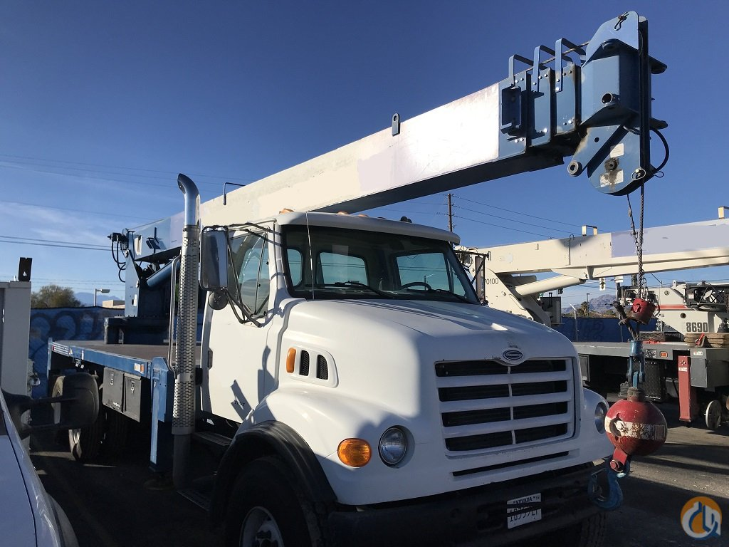 1998 Manitex 22101S Boom Truck Crane for Sale in Las Vegas Nevada on CraneNetwork.com