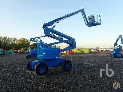 2002 GENIE Z6034 Crane for Sale in Zevenbergen Noord-Brabant on CraneNetwork.com