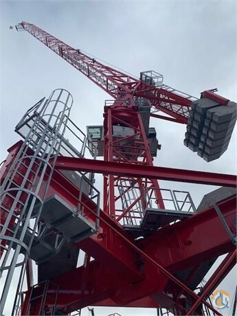 Wolffkran 166B Crane for Sale in Branchburg New Jersey on CraneNetwork.com