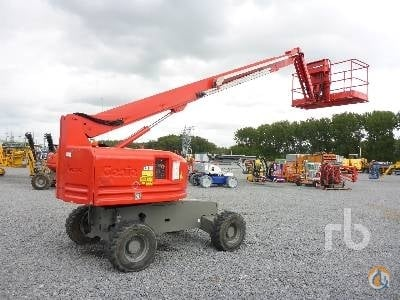 2006 GENIE S45 Crane for Sale in Zevenbergen Noord-Brabant on CraneNetwork.com