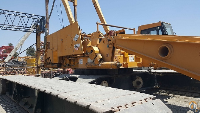 1998 Manitowoc 2250 Series 3 Crane for Sale on CraneNetwork.com