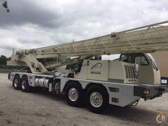 2008 TEREX T780 TRUCK CRANE Crane for Sale in Bridgeport Texas on CraneNetwork.com