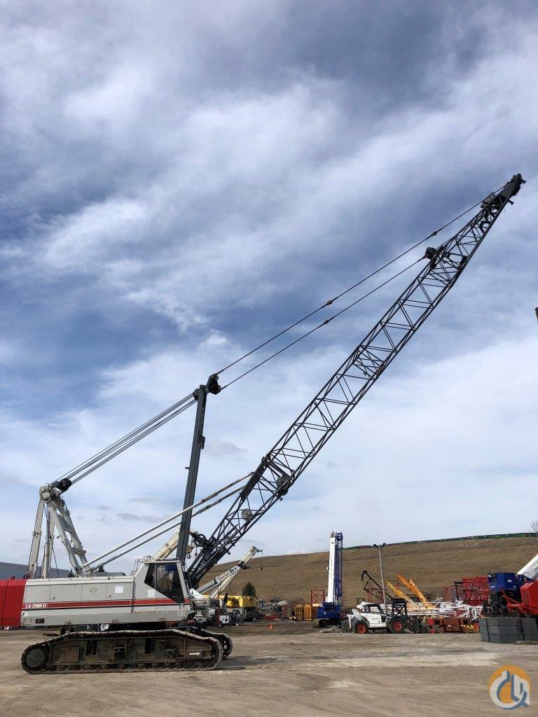 2001 Link Belt LS218H-II Crane for Sale in Solon Ohio on CraneNetwork.com