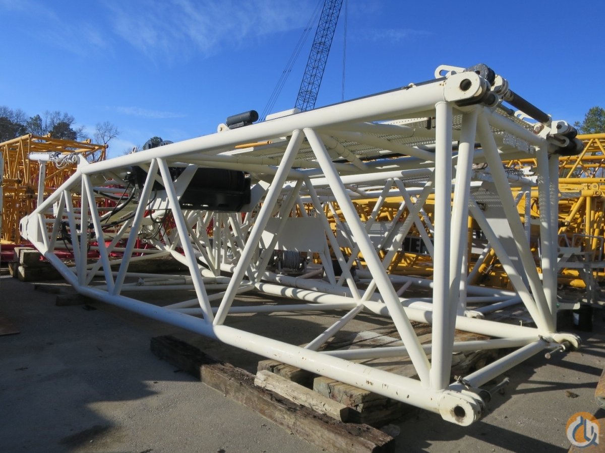 DEMAG CC1500 330 US TON CRAWLER CRANE WITH 275 FEET BOOM PLUS 236 FEET LUFFING JIB Crane for Sale on CraneNetwork.com