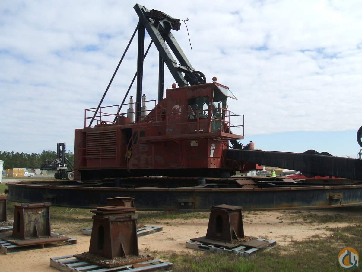 Manitowoc 4600 Series 3 with Series 1 Ringer Crane for Sale on CraneNetwork.com
