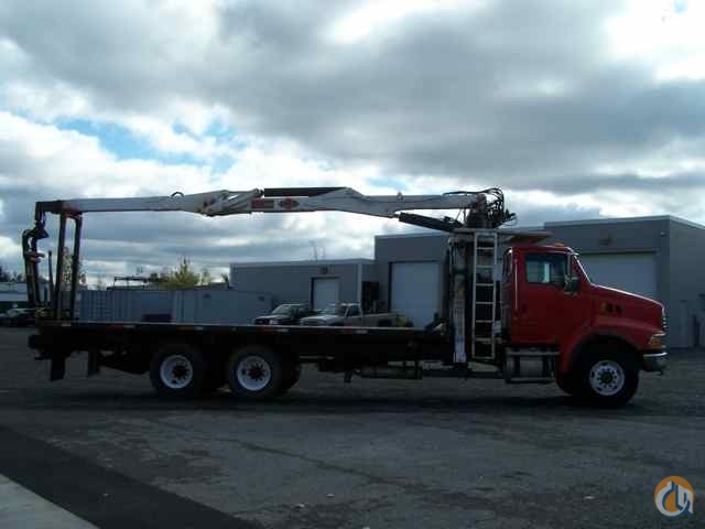 2005 IMT 16000 Series III - Unmounted - Crane Only Crane for Sale in Lancaster New York on CraneNetwork.com