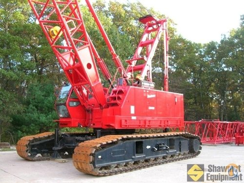 2008 Manitowoc 12000 Crane for Sale in Easton Massachusetts on CraneNetwork.com