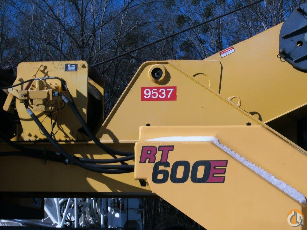 Grove RT650E For Sale Crane for Sale on CraneNetwork.com