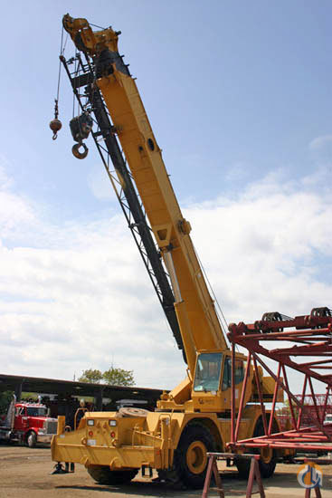 Grove RT855B Rough Terrain Crane For Sale Crane for Sale on CraneNetwork.com