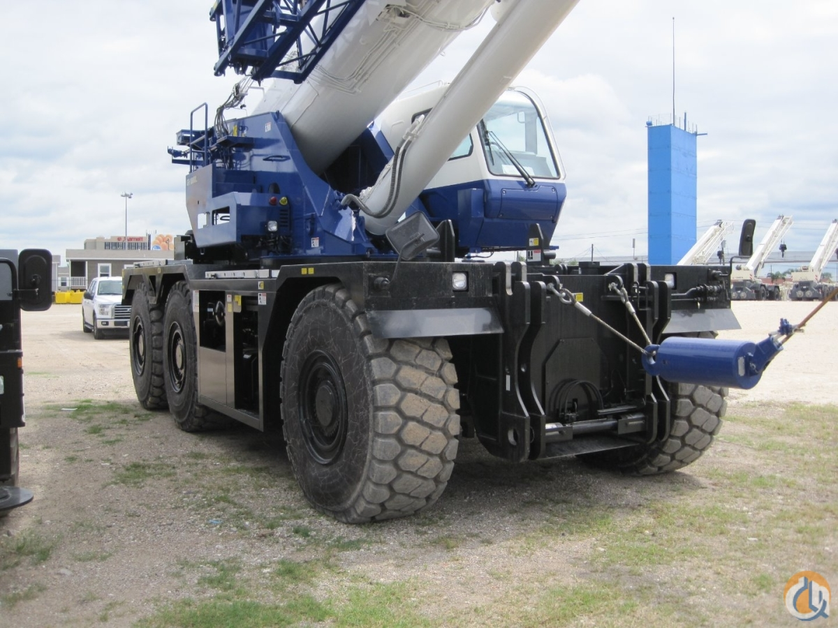 2017 Tadano GR-1600XL-3  For Rent RPO Crane for Sale or Rent in Houston Texas on CraneNetwork.com