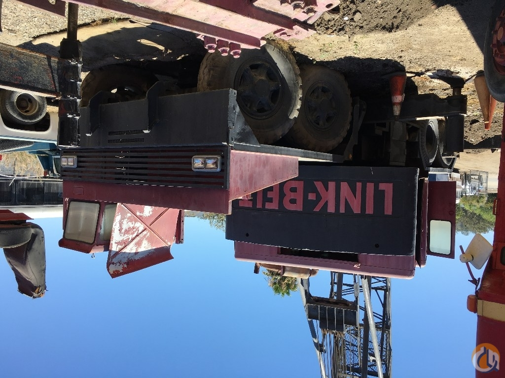 1971 Link-Belt HC218 Lattice Boom Truck CBJ813 Crane for Sale on CraneNetworkcom