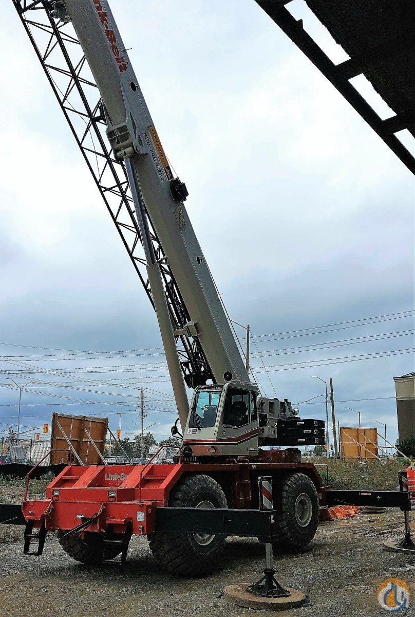 Sold 2011 LINK-BELT RTC-8090 Crane for  in Cornwall Ontario on CraneNetwork.com