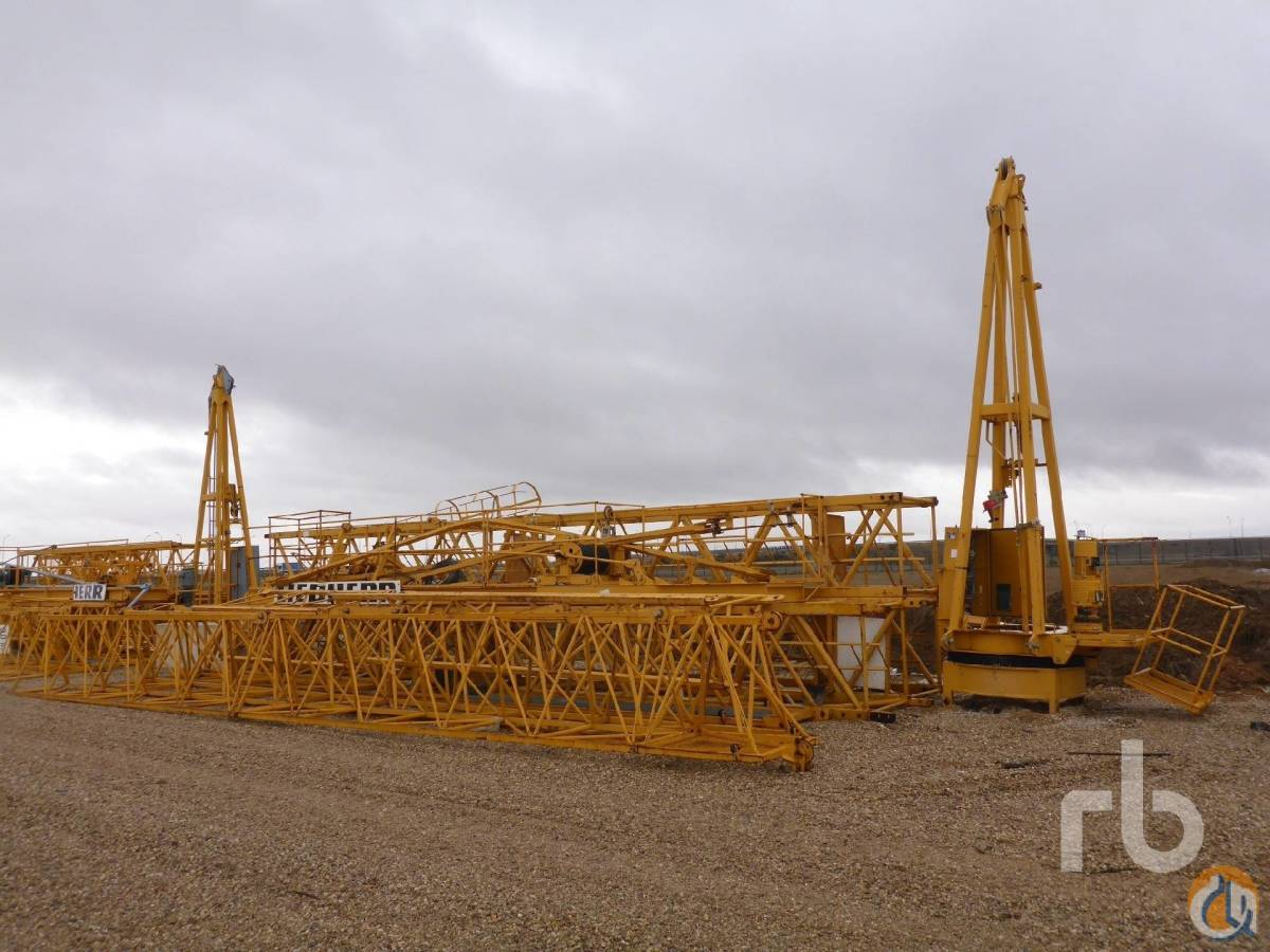 Sold 2002 LIEBHERR 63LC Crane for  in Ocaa Castilla-La Mancha on CraneNetworkcom