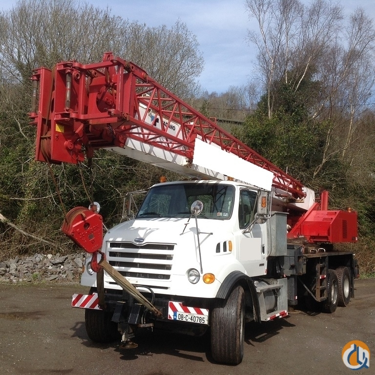 2008 TADANO TT300XL Crane for Sale in Cork County Cork on CraneNetworkcom