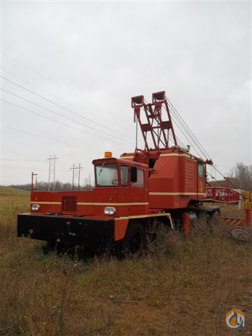 1967 Manitowoc 2900T Crane for Sale in Macedon New York on CraneNetwork.com