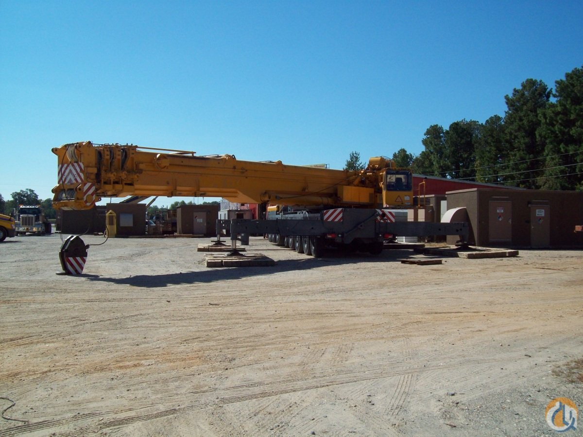1999 Liebherr LTM 1400 Crane for Sale on CraneNetworkcom