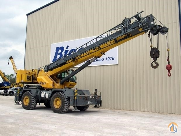 2010 GROVE RT600E Crane for Sale in Houston Texas on CraneNetwork.com