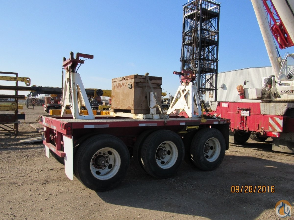 2009 GROVE GMK 5165-2 Crane for Sale on CraneNetworkcom