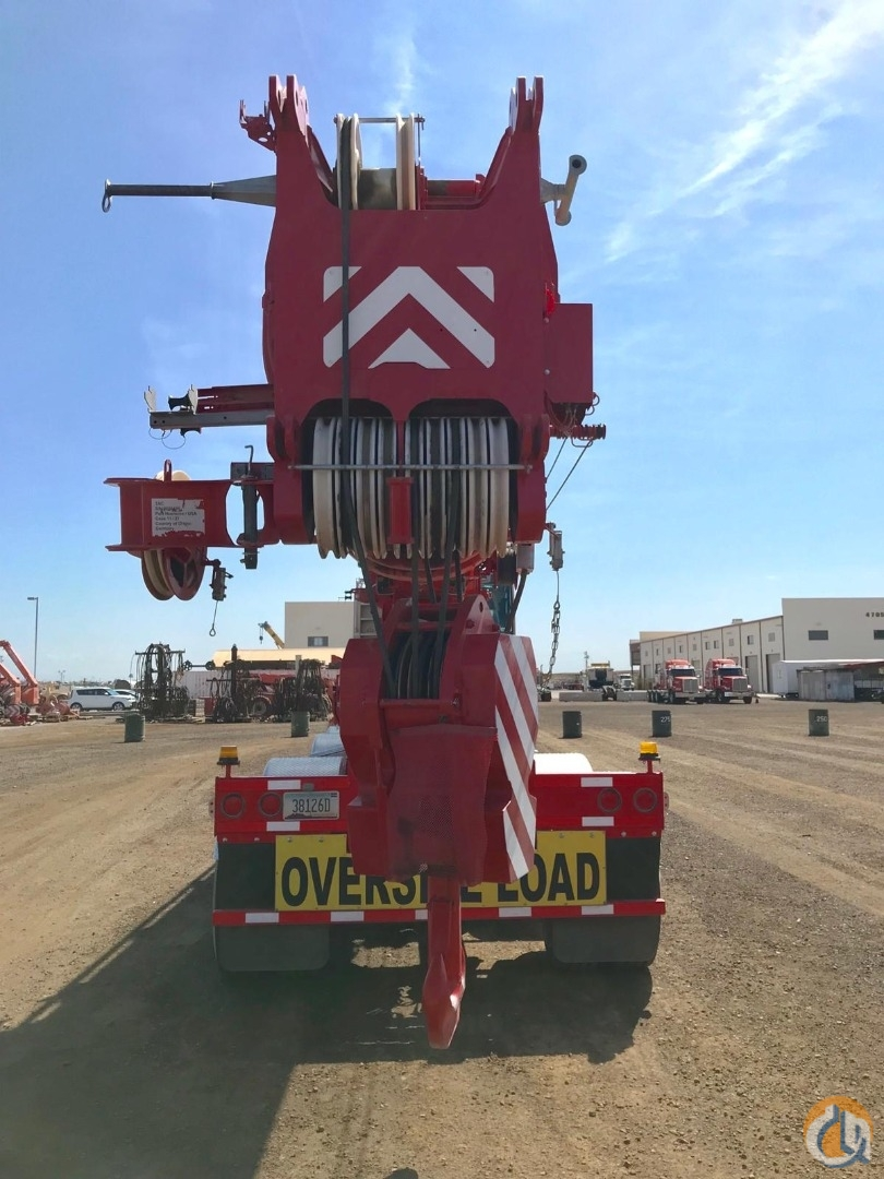 2017 Tadano ATF400G-6 Crane for Sale in Phoenix Arizona on CraneNetwork.com