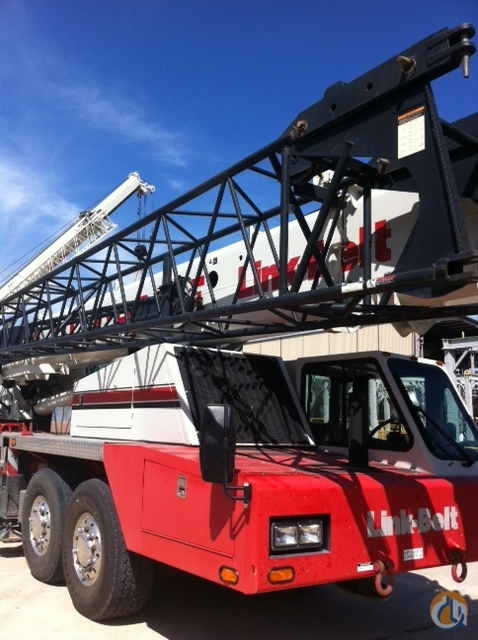 Link-Belt HTC-8690 Truck Mounted Telescopic Boom Cranes Crane for Sale 2007 Link-Belt HTC-8690 in  Louisiana  United States 208177 CraneNetwork