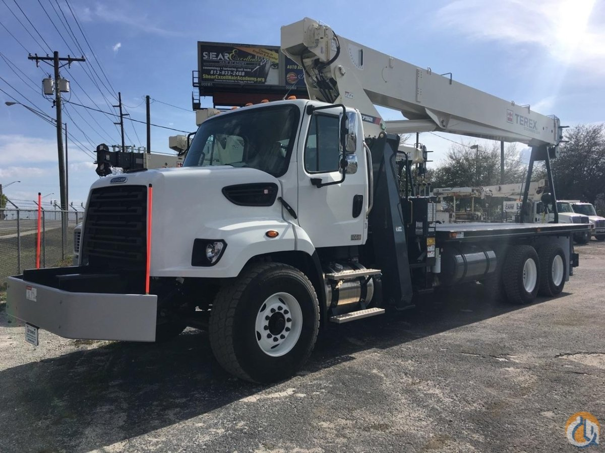 New Terex BT4792 on a new Freightliner 108SD Crane for Sale in Tampa Florida on CraneNetwork.com