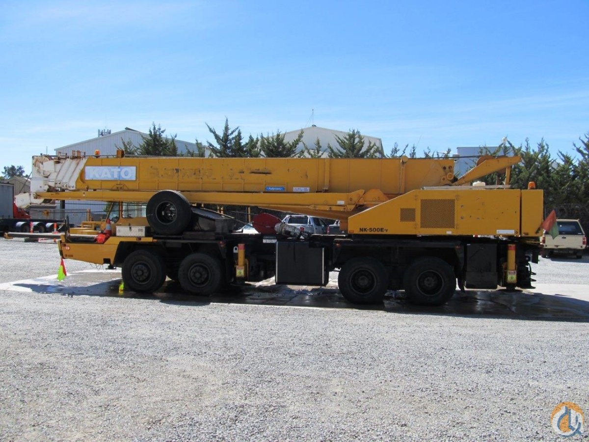 Kato NK 500 E V Crane for Sale on CraneNetwork.com