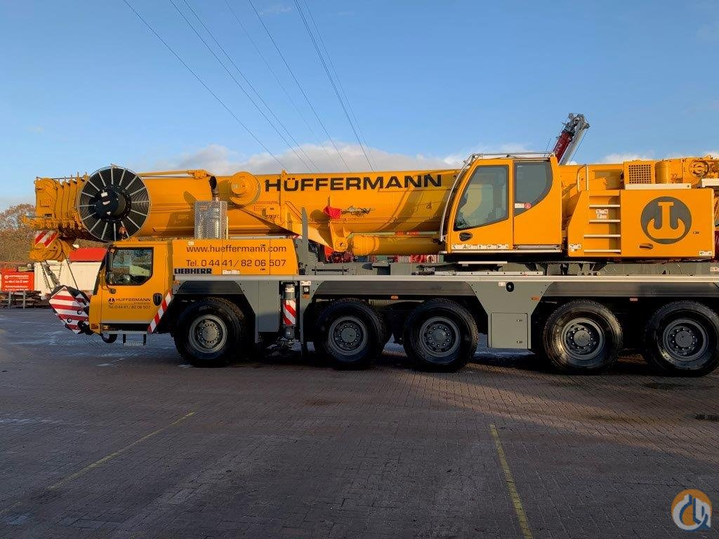 LTM 1200-5.1 Crane for Sale or Rent in Wildeshausen Niedersachsen on CraneNetwork.com