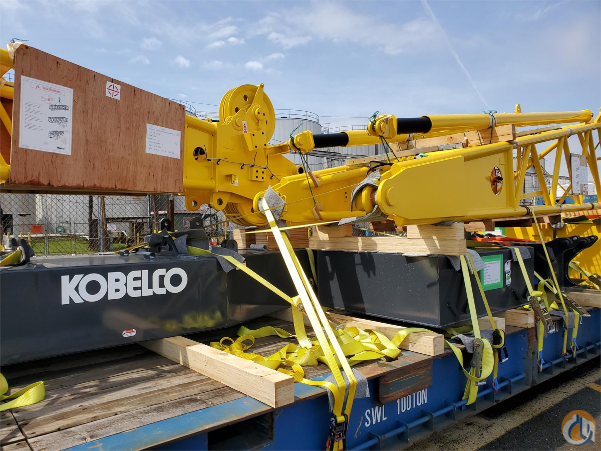 2019 KOBELCO CK1100G-2 Crane for Sale in Holbrook Massachusetts on CraneNetwork.com