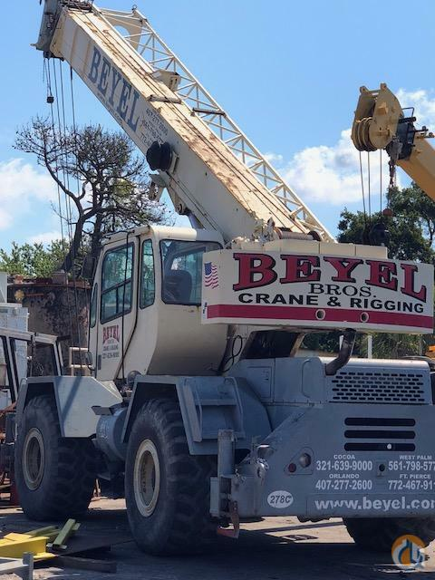 2002 TEREX RT335 Crane for Sale in Cocoa Florida on CraneNetwork.com