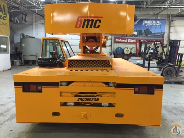 Broderson IC200-3F Crane for Sale or Rent in Bridgeview Illinois on CraneNetworkcom