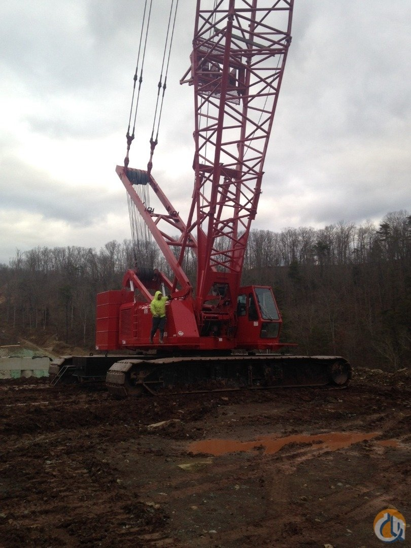 Manitowoc 888 For Sale Crane for Sale in Nitro West Virginia on CraneNetwork.com