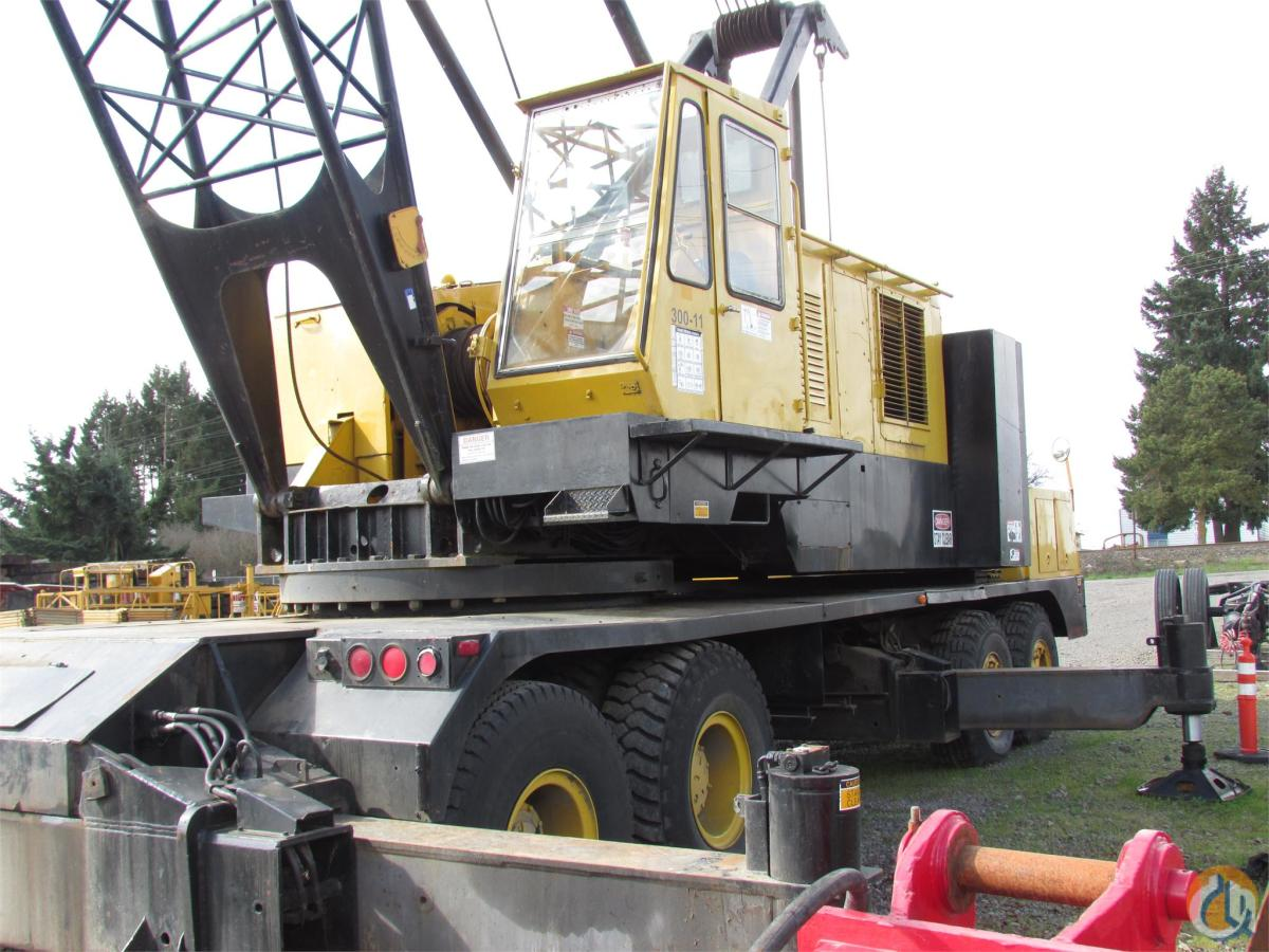 1978 Clark Lima 990-TC Lattice Boom Truck Crane Crane for Sale on CraneNetwork.com