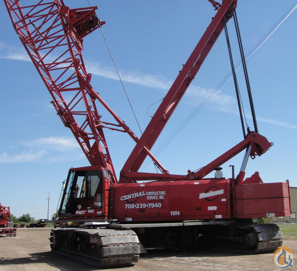Manitowoc 999 For Sale Crane for Sale in Cleveland Ohio on CraneNetworkcom