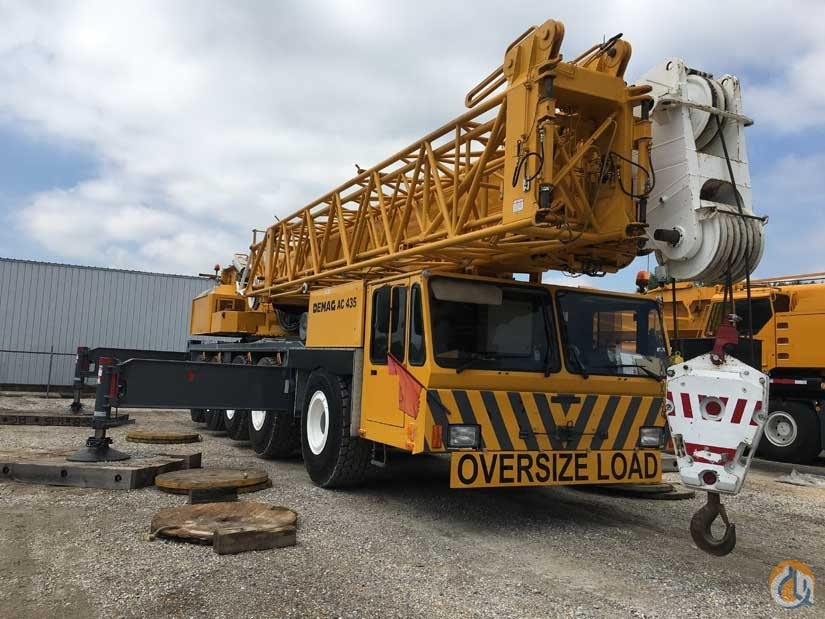 Demag AC435 Crane for Sale in Duluth Georgia on CraneNetwork.com