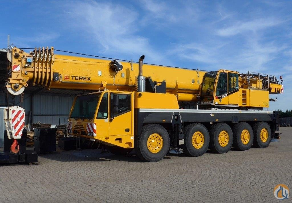 AT Mobile Crane DEMAG AC 140 compact Crane for Sale on CraneNetwork.com
