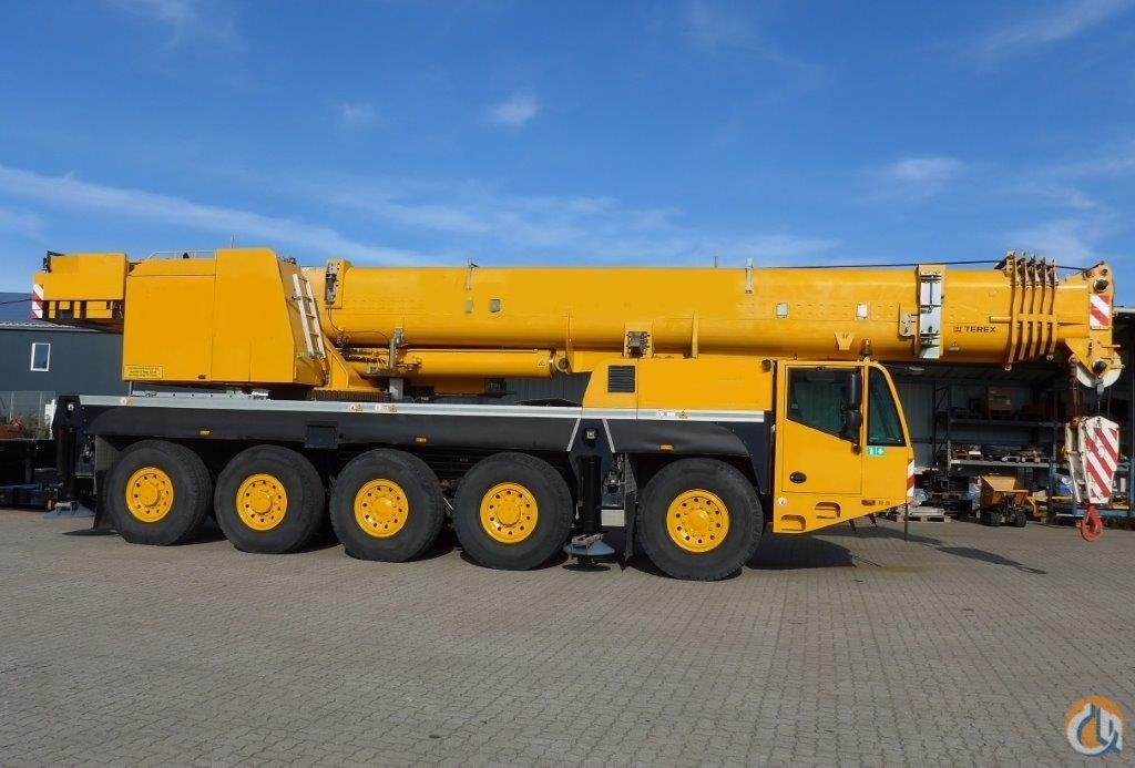 AT Mobile Crane DEMAG AC 140 compact Crane for Sale on CraneNetwork com